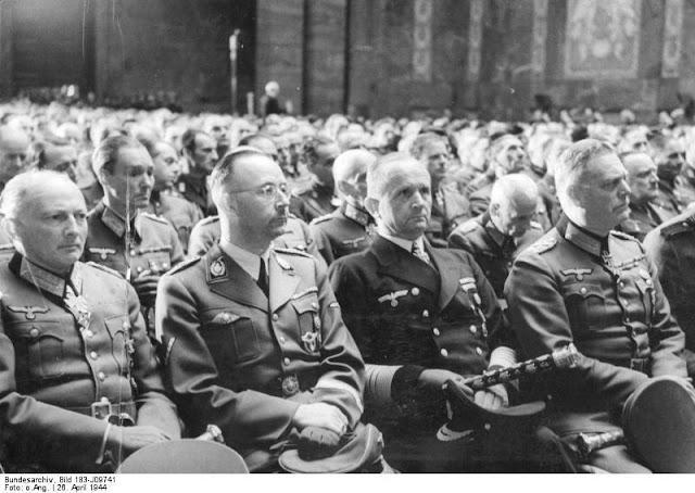 Heinrich Himmler Karl Doenitz worldwartwo.filminspector.com