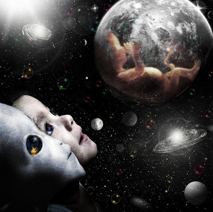 Aida. ¡El Universo y la Mente! Una prueba de la evolución de la ...
