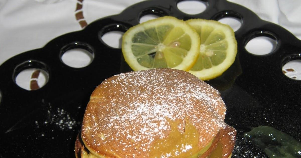 Divertiamocinzia dorayaky con crema al limone