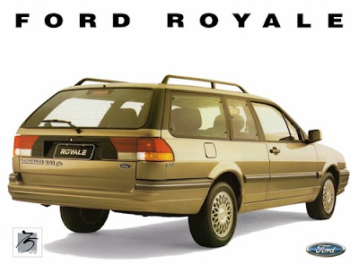 FORD ROYALE