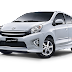 Harga Toyota Agya 2016 di Palembang