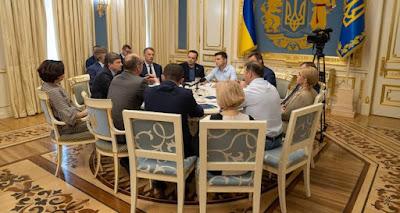 Опубликован указ о роспуске парламента