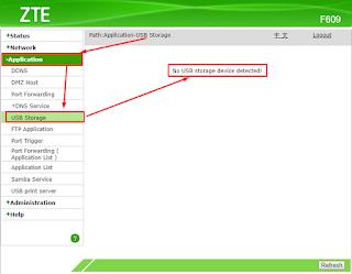 Cara Mendapatkan atau Melihat Password Admin Indihome Di Modem ZTE F609