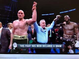 WBC Okays Wilder And Fury Rematch