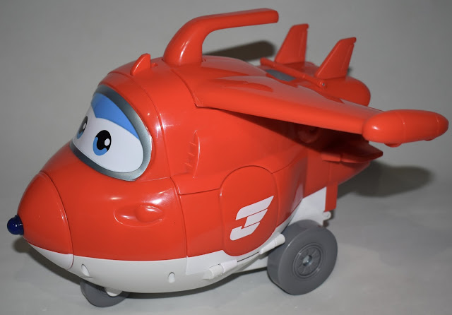 The Super Wings - Jett's Takeoff Tower
