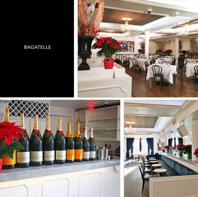 Bagatelle NYC, Bagatelle Review, Bagatelle Food