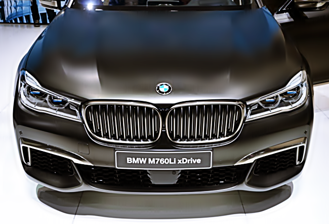 BMW M760Li With 610 HP