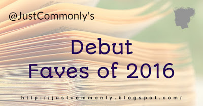 Annie's Year-End 2016 Debut Favorite Reads + Giveaway