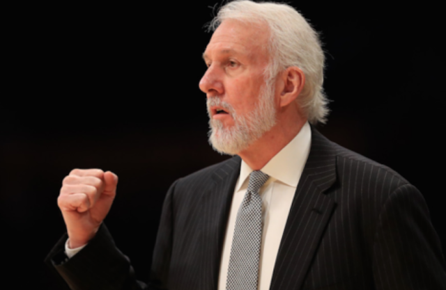 Popovich comments on importance of Black History Month: 'We live in a racist country'