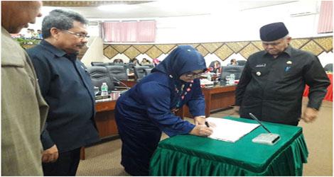 DPRD Padang : Perda Nomor 10 Tahun 2014 Perlu Direvisi Dan Dikaji Ulang