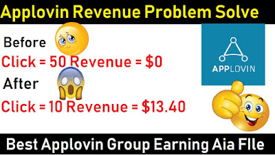 Applovin Revenue Not Showing - Problem Solved 2019 - Technical Arp