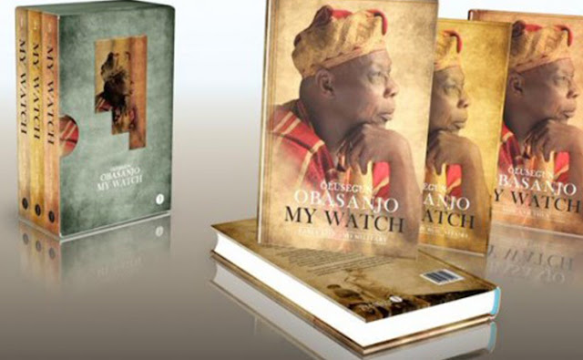 """Politics Today: """"I would Prefer to be jail by Buhari than Jonathan return as a president"""" --Obasanjo book """"MY WATCH"""""""