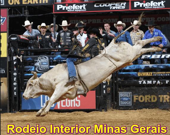 Agenda Rodeio Interior Minas Gerais