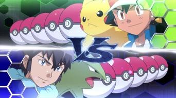 Pokemon Capitulo 37 Temporada 19 La Final No Es Para Los Débiles