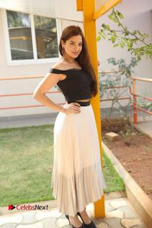 Telugu Actress Tanya Hope Stills at Appatlo Okadundevadu Audio Launch  0311.JPG
