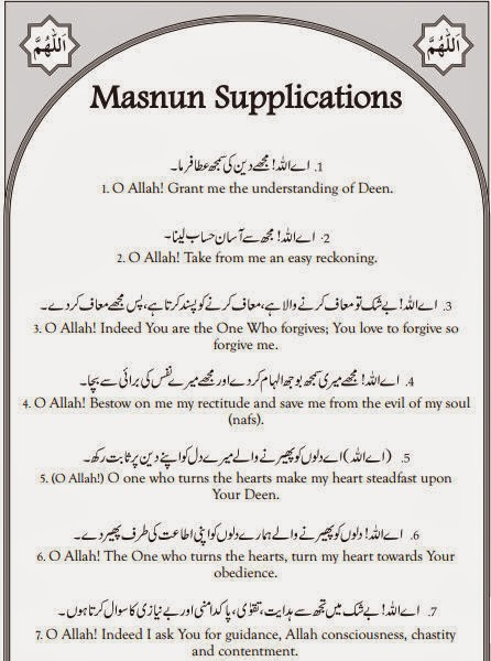Share About Islam: Quranic and Masnoon Duas PDF Book