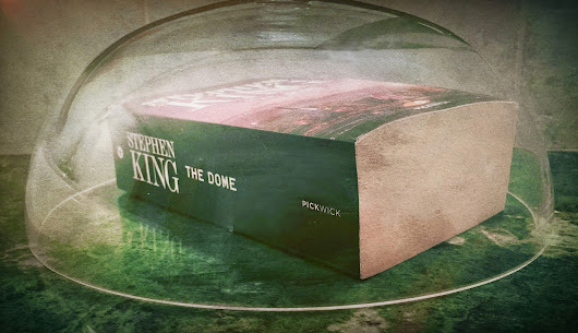 "GIVEAWAY | Vinci ""The Dome"" di Stephen King."