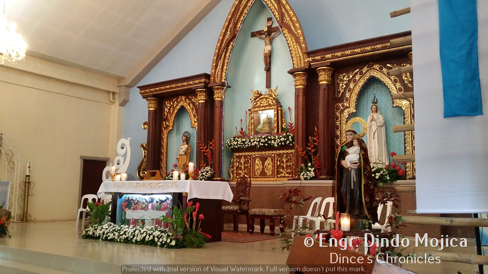 Dince S Chronicles Saint Anthony Of Padua Fiesta In