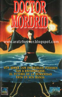 Doctor Mordrid, Charles Band, Albert Band, Jeffrey Combs, Jay Acovone, Brian Thompson