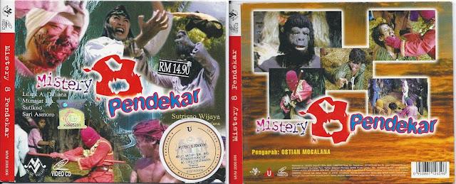 Mistery 8 Pendekar (1977) VCDRip
