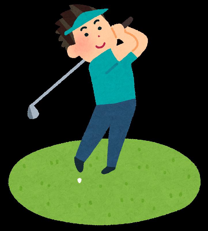 「フリー素材イラストゴルフ」の画像検索結果