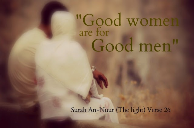 Surah An Nur Good Women Are For Good Men Says Quran Al