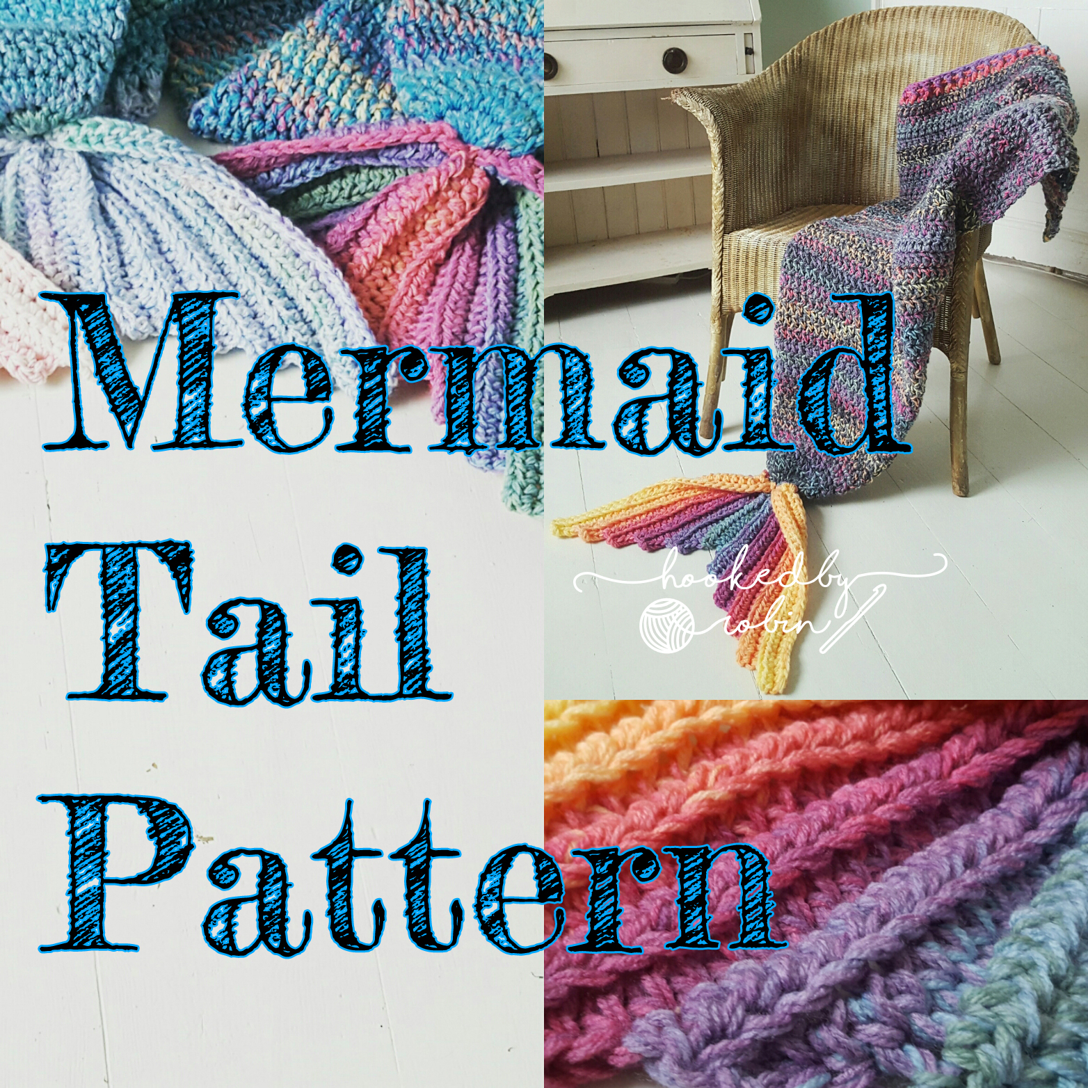 42 Super Sweet FREE Crochet Baby Mermaid Tail Patterns for 2019 ... | 1564x1564