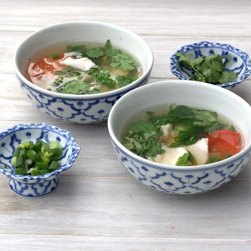Vietnamesische Fisch-Tomaten-Suppe von Kim Thúy aus das Geheimnis der Vietnamesischen Küche