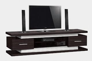 bufet tv kayu minimalis