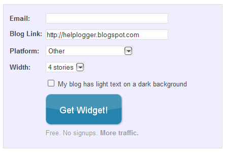 linkwithin gadget, related posts widget, blogger widgets