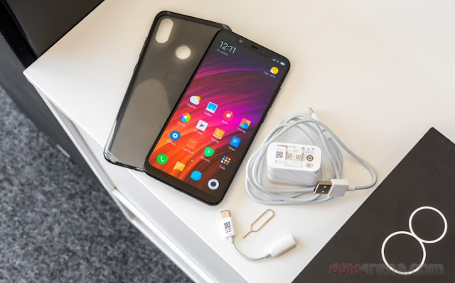 Xiaomi Mi8 unboxing and review. One Plus 6 killer???