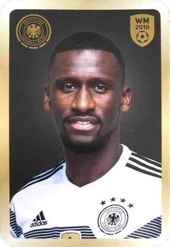 Football Cartophilic Info Exchange Ferrero Kinder Riegel Dfb Team Cards Wm 2018