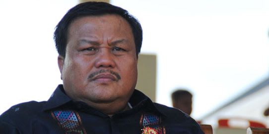 Walikota Sibolga Syarfi Hutahuruk