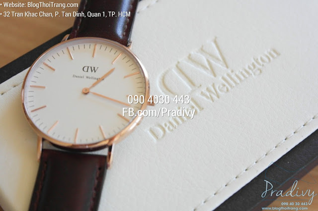 Đồng Hồ DW Daniel Wellington Chính Hãng Giá Rẻ, Full Box, BH 2 Năm Toàn Cầu