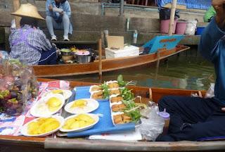 Tailandia. Damnoen Saduak Floating Market.