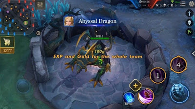 Abyssal Dragon AoV