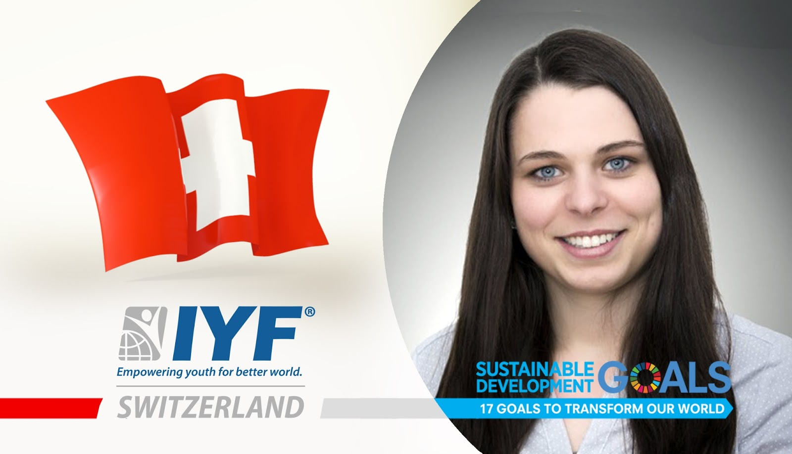 Lisa Gisler,IYF Representative in Switzerland