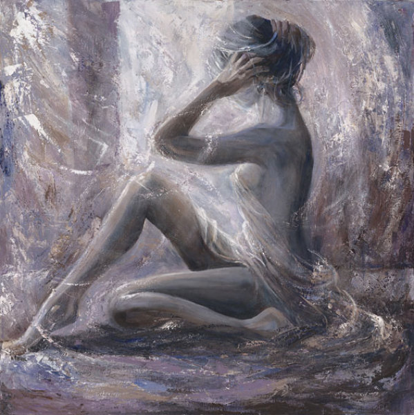 Karen Wallis | British Figurative painter