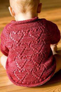 cardigan-tricot-enfant-coeur