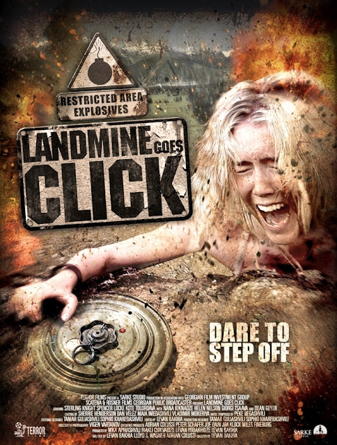 landmine goes click poster
