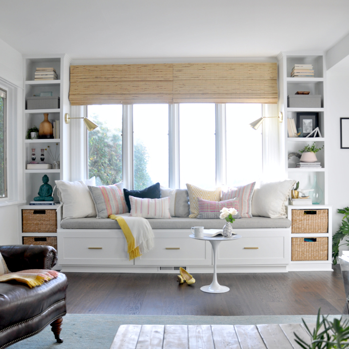 Seating Ideas For A Small Living Room: Fabulous Before And Afters!