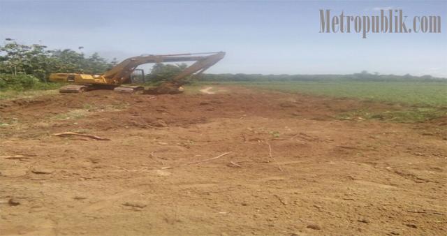 Desa Raja Basa Batanghari Realisasikan DD untuk Infrastruktur Desa