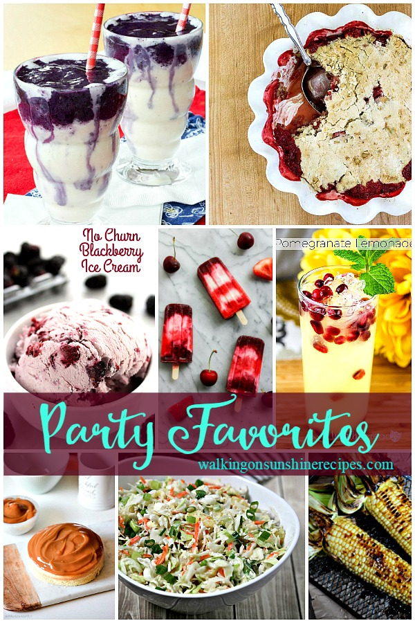 Here are the party favorites from last week's party.