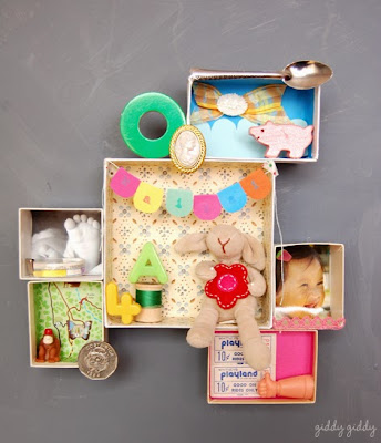 almacenar cosas en el cuarto de mis hijos.