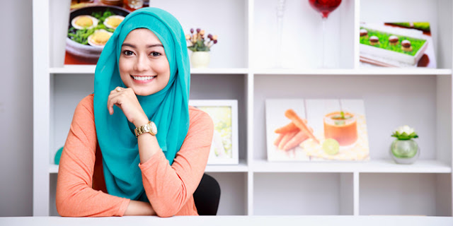 Model Hijab Under yang Bikin Kamu Lebih Chic