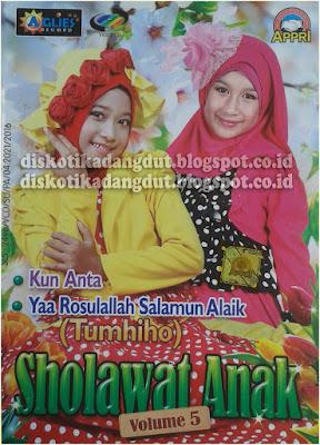 Religi Sholawat Anak Vol 5 2016
