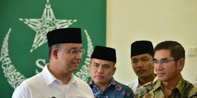 Mantan Ketua MK Hamdan Zoelva Dukung Anies-Sandi