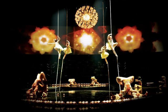 Circo del Sol en Las Vegas