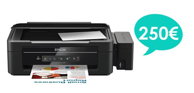Drivers da Impressora Epson L355 download