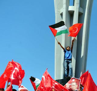 memperkuat hubungan, negara turki dan palestina menjalin kerjasama bidang pendidikan